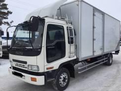 Isuzu Forward. Грузовой фургон , 2004 г. в. Будка 36 м3, 7 800 куб. см., 5 000 кг.