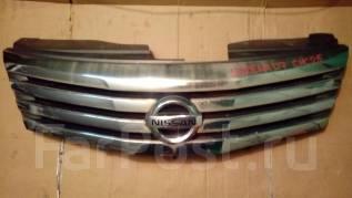 Решетка радиатора. Nissan Serena, CC25, CNC25 Двигатель MR20DE