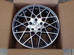 PDW Wheels. 7.0x17, 5x114.30, ET40, ЦО 67,1мм.