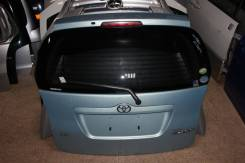 Дверь багажника. Toyota Corolla Spacio, ZZE122N, NZE121, ZZE122, NZE121N