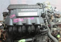 Двигатель в сборе. Honda: Civic Hybrid, Insight, Civic, Fit Shuttle Hybrid, Fit, Fit Shuttle, Fit Hybrid Двигатель LDA