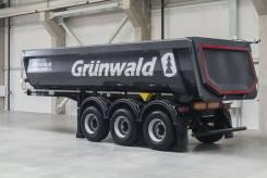Grunwald. Полуприцеп-самосвал, 31 500 кг. Под заказ