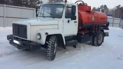 ГАЗ 3309. Топливозаправщик., 4 750 куб. см., 3-5 т