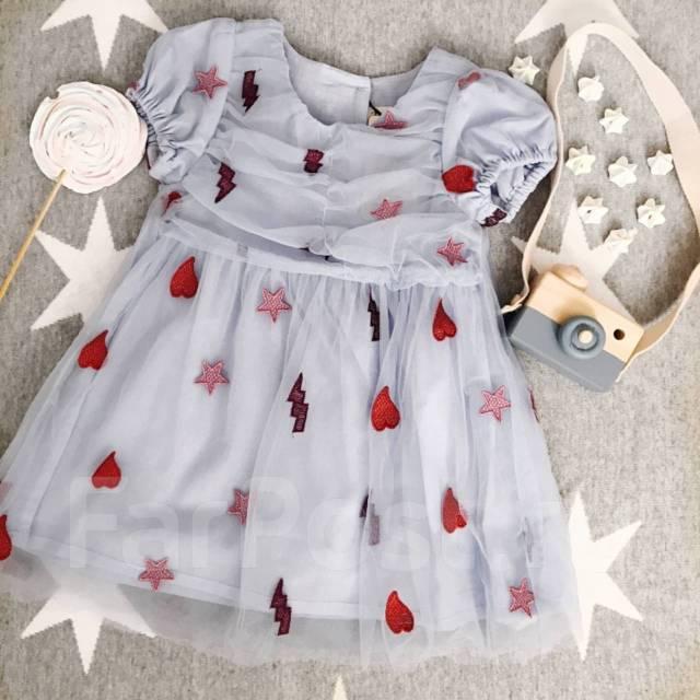 be7e1afe013 Праздничное платье на малышку - Детская одежда во Владивостоке