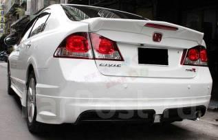 Обвес кузова аэродинамический. Honda Civic, FD1, FD2. Под заказ