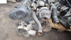 ДВС (Двигатель) Volvo 740 1990 г. Бензин 2.3л B234F