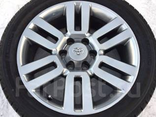 Toyota. 7.0x20, 6x139.70, ET15