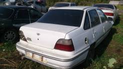 Задняя часть автомобиля. Daewoo Nexia, KLETN Двигатели: G15MF, A15MF, F16D3, A15SMS