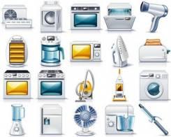 Ремонт утюгов, фенов, СВЧ, автомагнитол, обогревателей, водонагревателей