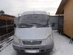 ГАЗ 2752. , 2 300 куб. см., 7 мест