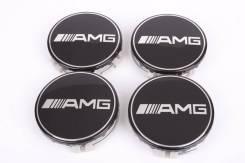 """Центральные колпачки AMG в диски Mercedes. Диаметр 20"""""""", 1шт"""