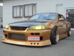 Nissan Skyline. механика, задний, 2.5, бензин, 75 400 тыс. км, б/п, нет птс. Под заказ