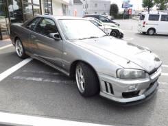 Nissan Skyline. механика, задний, 2.5, бензин, 52 000 тыс. км, б/п, нет птс. Под заказ