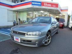 Nissan Skyline. механика, задний, 2.5, бензин, 61 000 тыс. км, б/п, нет птс. Под заказ