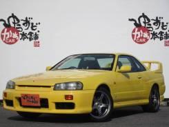 Nissan Skyline. механика, задний, 2.5, бензин, 71 200 тыс. км, б/п, нет птс. Под заказ