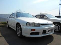 Nissan Skyline. автомат, задний, 2.0, бензин, 34 000 тыс. км, б/п, нет птс. Под заказ