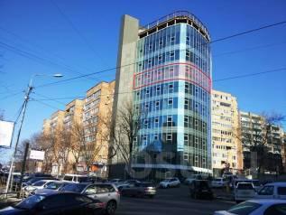 Офисный этаж 258 м2 в новом Бизнес-центре на 1й Речке. Проспект Острякова 10, р-н Первая речка, 258 кв.м. Дом снаружи