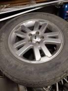 Комплект колес на форд. 7.5x17 5x114.30 ET44 ЦО 70,0мм.