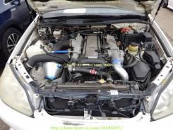 Toyota Mark II. JZX110, 1JZGTE VVTI