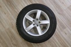 4 зимних колеса для Audi Q5 8R 8R0071497, 235/65 R17 104H. 7.0x17 5x112.00 ET37 ЦО 66,6мм.