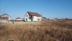 Продам участок под строительство 10 сот с. Прохладное. 925 кв.м., собственность, электричество, вода, от агентства недвижимости (посредник)