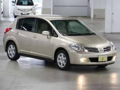 Nissan Tiida. автомат, передний, 1.5, бензин, 18 000тыс. км, б/п, нет птс. Под заказ
