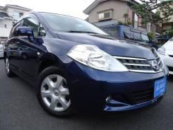 Nissan Tiida. автомат, передний, 1.5, бензин, 44 591тыс. км, б/п, нет птс. Под заказ