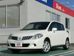 Nissan Tiida. автомат, передний, 1.5, бензин, 57 000тыс. км, б/п, нет птс. Под заказ