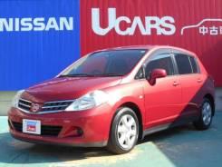 Nissan Tiida. автомат, передний, 1.5, бензин, 73 000тыс. км, б/п, нет птс. Под заказ