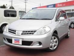 Nissan Tiida. автомат, передний, 1.5, бензин, 39 000тыс. км, б/п, нет птс. Под заказ