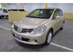 Nissan Tiida. автомат, 4wd, 1.5, бензин, 27 509тыс. км, б/п, нет птс. Под заказ