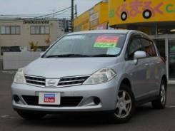 Nissan Tiida. автомат, 4wd, 1.5, бензин, 57 000тыс. км, б/п, нет птс. Под заказ