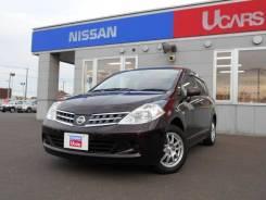 Nissan Tiida. автомат, 4wd, 1.5, бензин, 22 000тыс. км, б/п. Под заказ