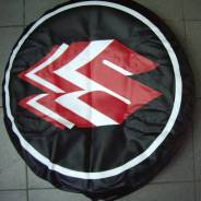 Чехол для запасного колеса. Suzuki