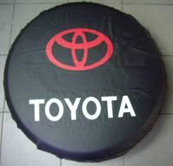 Чехол для запасного колеса. Toyota Corolla, 16