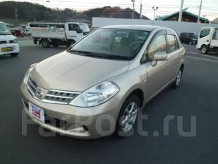 Nissan Tiida Latio. автомат, 4wd, 1.5, бензин, 65 000тыс. км, б/п, нет птс. Под заказ