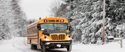 """""""Снежный автобус"""" на зимние базы в Шкотовском р-не 23, 25 февраля"""