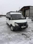 ГАЗ 32212. Газелька 1gz, 3 000 куб. см., 15 мест