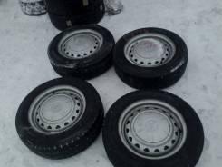 Колесо. Nissan Serena, C25, CC25, CNC25, NC25 Двигатель MR20DE