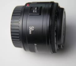 Canon ef 50mm f/1.8 ii. диаметр фильтра 52 мм