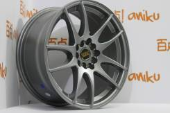 Work Emotion CR Kiwami. 8.0x17, 5x100.00, 5x114.30, ET35, ЦО 73,1 мм.