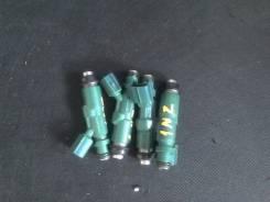 Инжектор. Toyota Allex, NZE121, NZE124 Двигатель 1NZFE