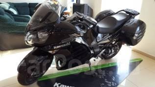 Kawasaki 1400GTR. 1 352 куб. см., исправен, птс, без пробега