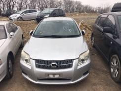 Защита бампера. Toyota Corolla Fielder, ZRE142G, ZRE142