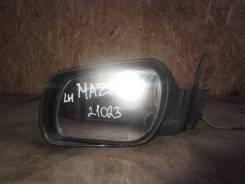 Зеркало заднего вида боковое. Mazda Mazda6, GG