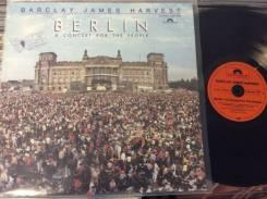 Барклай Джэймс Харвест/Barclay James Harvest - Berlin - DE LP 1982