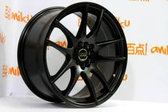 Work Emotion CR Kiwami. 8.5x18, 5x100.00, 5x114.30, ET35, ЦО 73,1 мм.