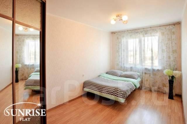 2-комнатная, проспект 100-летия Владивостока 66. Столетие, 44 кв.м. Вторая фотография комнаты