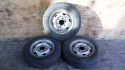 Колеса R15 114.3x5 три колеса. 5.5x15 6x139.70 ET0