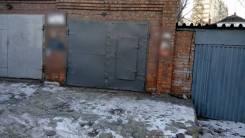 Гаражи капитальные. улица Постышева 41, р-н БАМ, 17 кв.м., электричество, подвал. Вид снаружи
